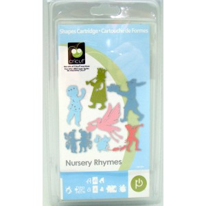 Cricut Cartridge - Nursery Rhymes-20-00103